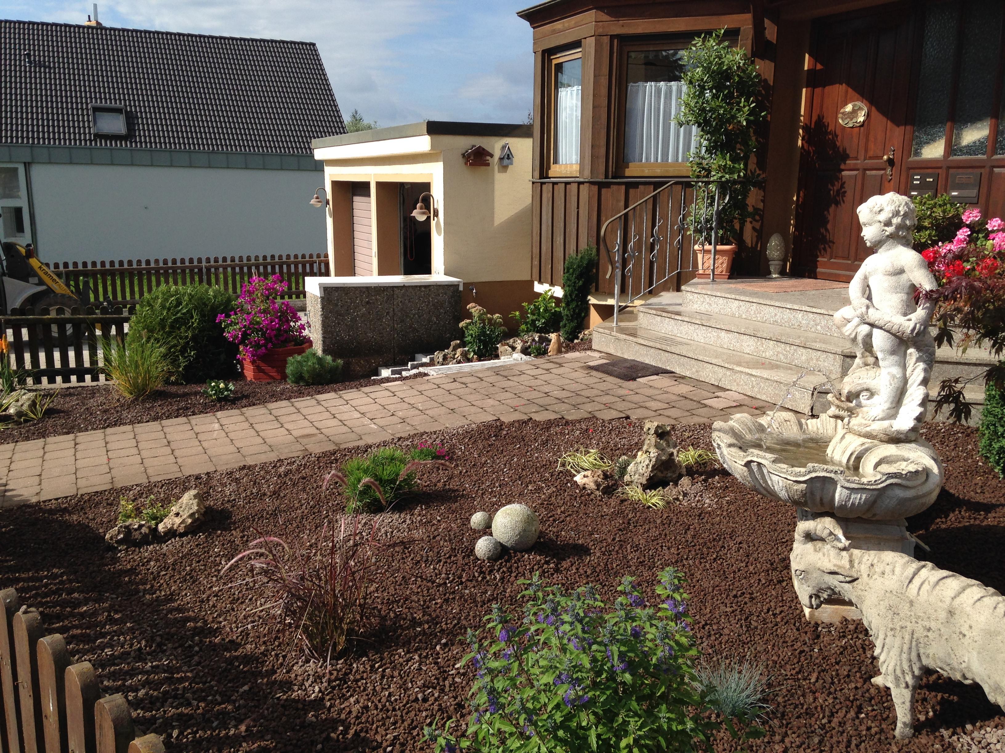 Pflegeleichter garten senioren for Gartengestaltung 20 qm